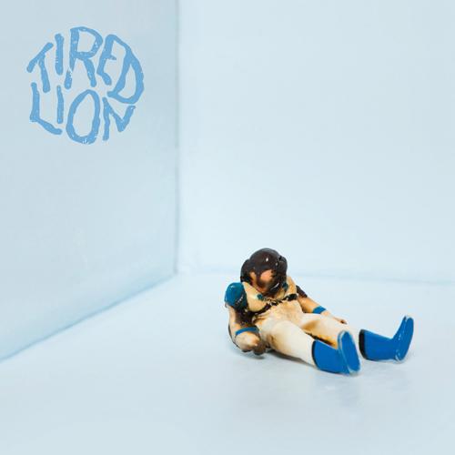 Tired Lion - Figurine EP