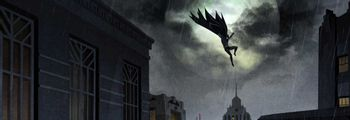 Batman: The Long Halloween, Part One - Holiday blues
