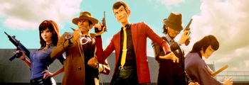 Lupin the Third: The First - Honour and adventure amongst thieves