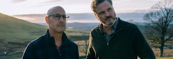 Supernova - Colin Firth & Stanley Tucci's comforting yet confronting romance