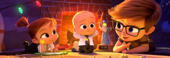 The Boss Baby: Family Business - Girl-Boss Baby not worth your time