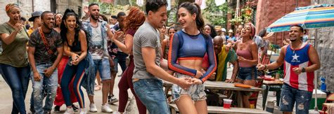 In The Heights - A dazzling screen adaptation of the modern musical classic