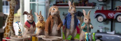 Peter Rabbit 2 - The rebel rabbit is back