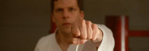 The Art of Self-Defense - A satire as pitch-black as a karate belt