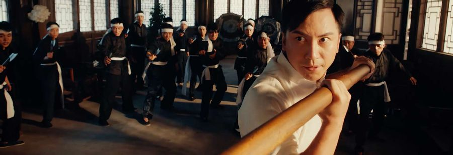 Ip Man: Kung Fu Master - An adequate actioner