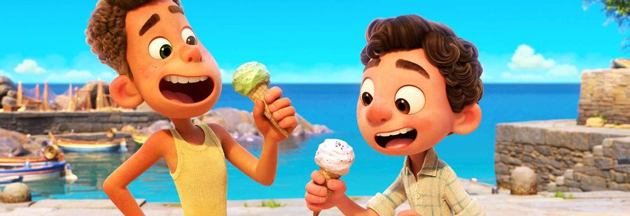Luca - Pixar's gorgeous ode to the art of acceptance