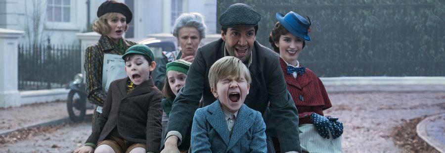 Mary Poppins Returns - Supercalifragilisticexpialidocious-ish