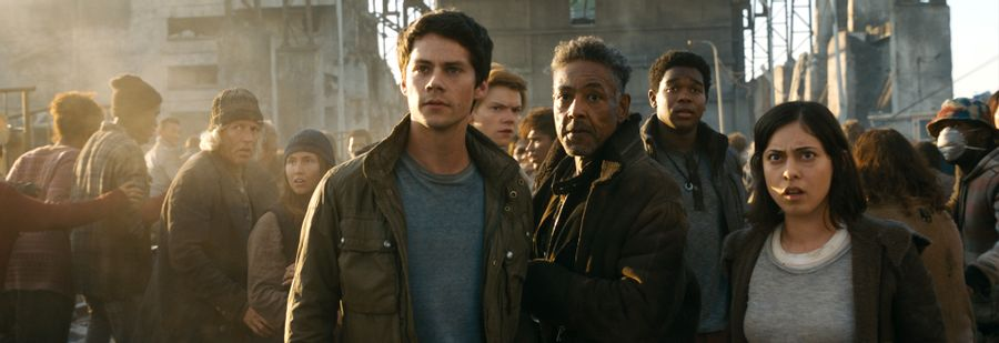 Maze Runner: The Death Cure - Dead end