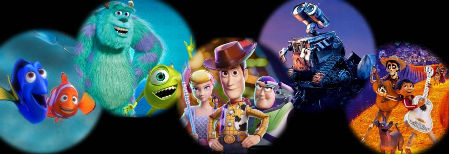 Pixar Animation, ranked - Revisiting and ranking the films of the animation powerhouse