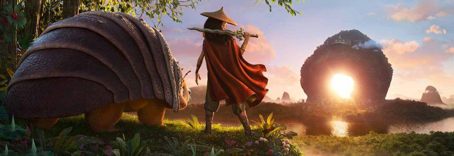 Raya and the Last Dragon - A solid return to form for Walt Disney Animation Studios