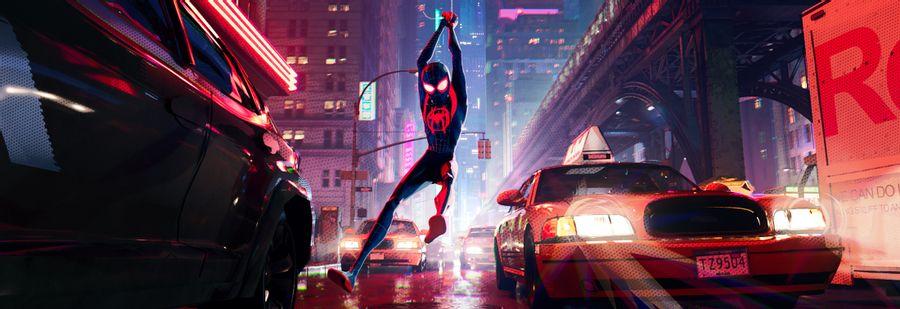 Spider-Man: Into the Spider-Verse - One-on-one with senior animator Eddie Chew