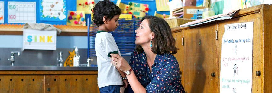 The Kindergarten Teacher - It's beautiful enough for me