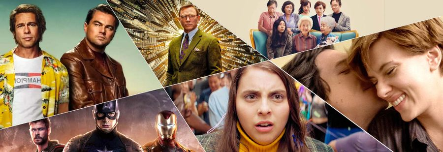 The Best of 2019 - Our top five films of the year