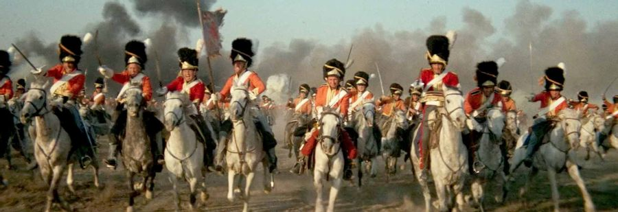 Waterloo - An epic recreation of the legendary battle