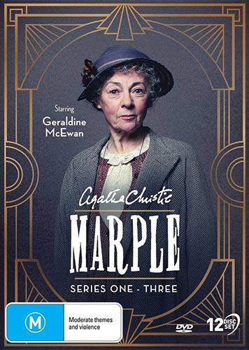 Agatha Christie's Marple: Series 1-3 giveaway