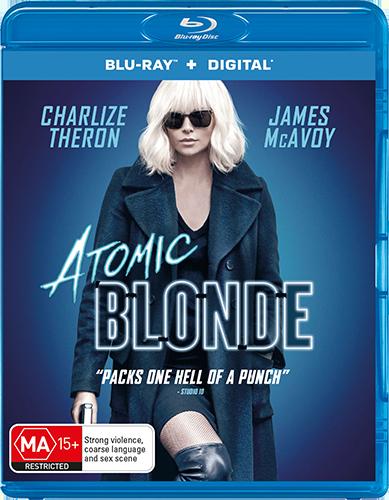 Atomic Blonde giveaway