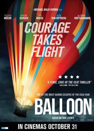 Balloon giveaway