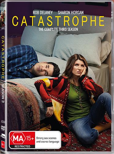 Catastrophe Season 3 giveaway