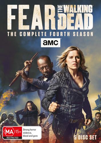 Fear the Walking Dead Season 4 giveaway