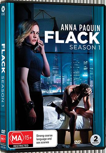 Flack: Season 1 giveaway