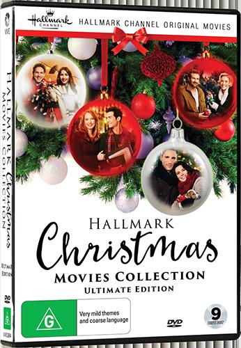 Hallmark Christmas Movies Collection giveaway