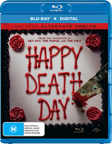 Happy Death Day giveaway
