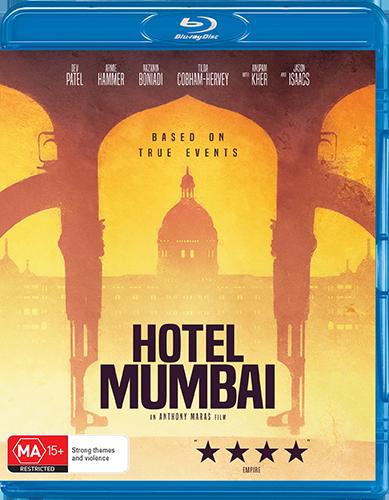 Hotel Mumbai giveaway
