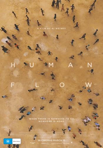 Human Flow giveaway
