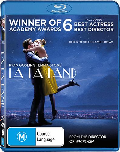 La La Land giveaway