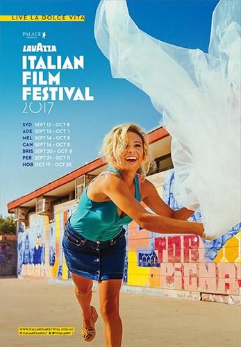 Lavazza Italian Film Festival giveaway