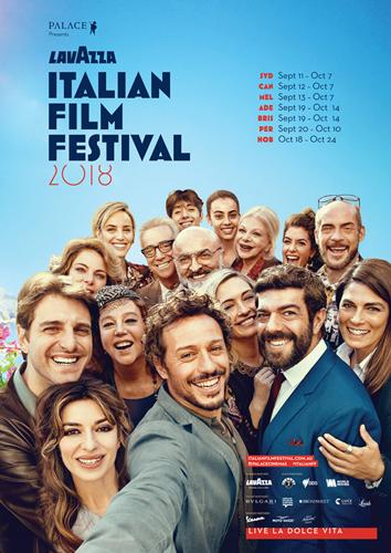 Lavazza Italian Film Festival 2018 giveaway