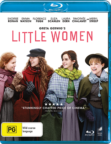 Little Women giveaway