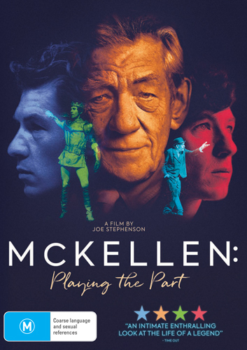 McKellen: Playing the Part giveaway