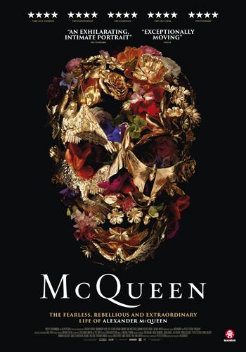 McQueen giveaway