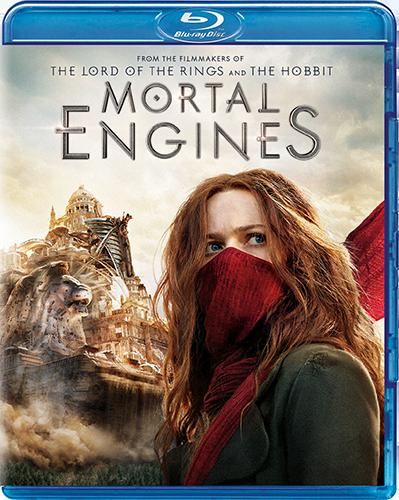 Mortal Engines giveaway
