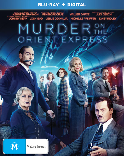 Murder On The Orient Express giveaway