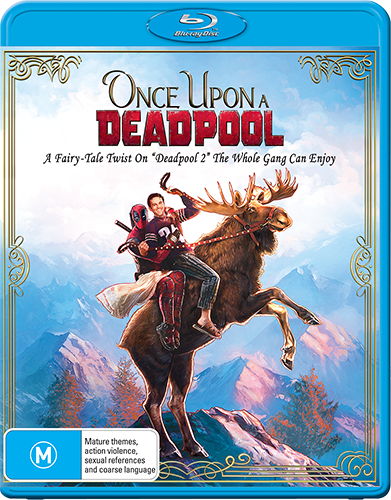 Once Upon a Deadpool giveaway
