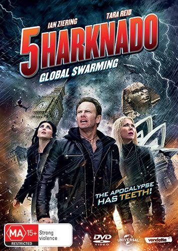Sharknado 5 giveaway