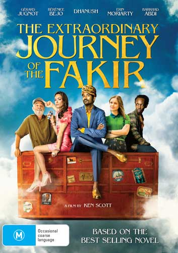 The Extraordinary Journey of the Fakir giveaway