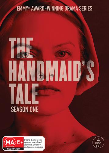 The Handmaid's Tale Season 1 giveaway