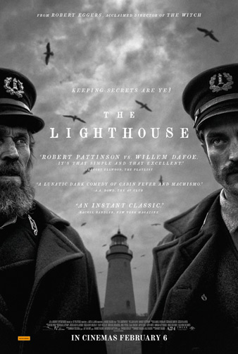 The Lighthouse giveaway