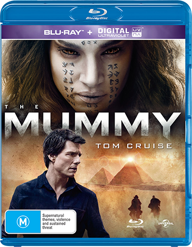 The Mummy giveaway