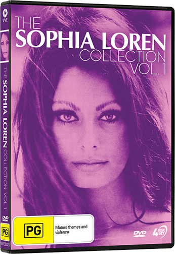 The Sophia Loren Collection: Volume One giveaway