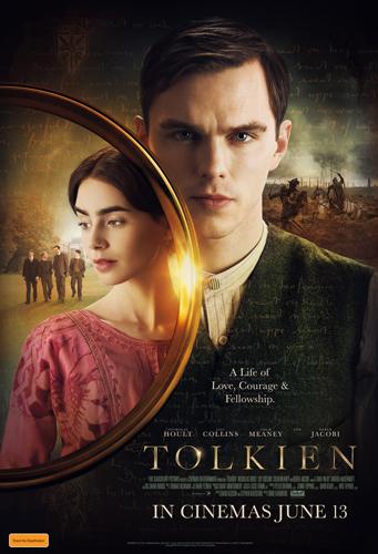 Tolkien giveaway