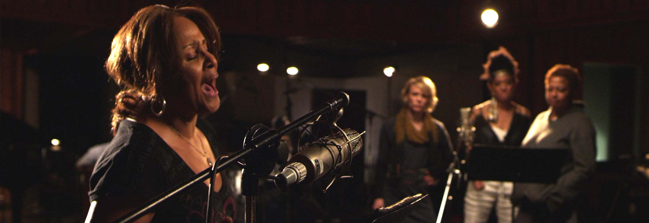 20 Feet From Stardom - inspiring and remarkable