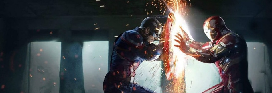 Captain America: Civil War - Phase Three begins
