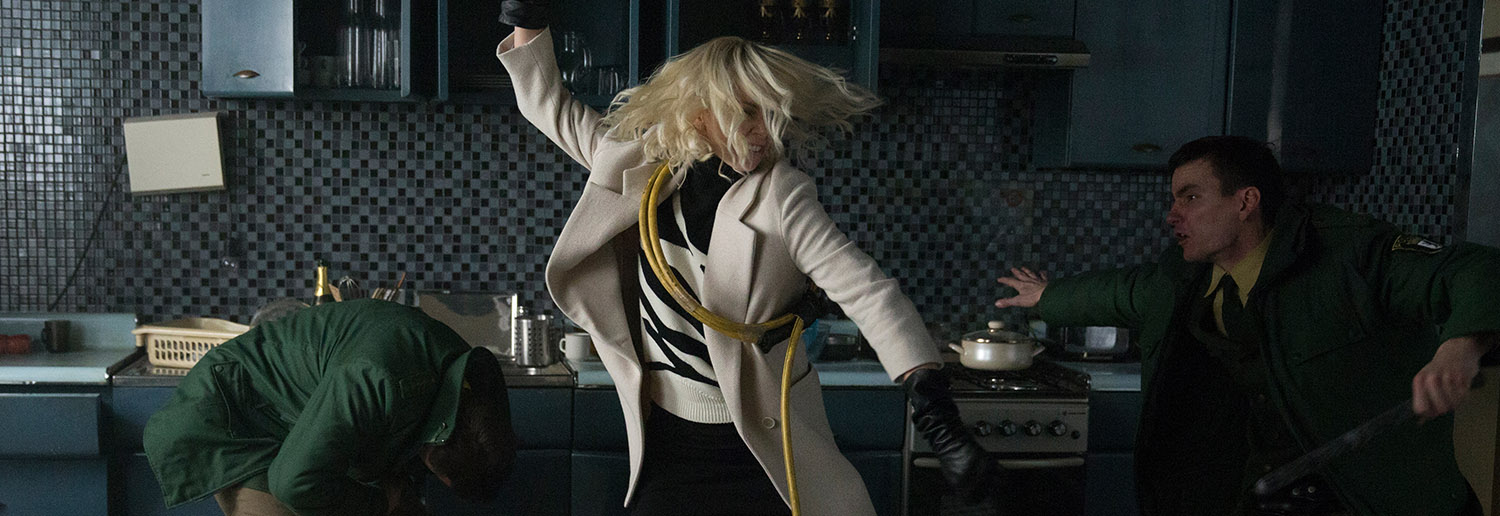 Atomic Blonde - Explosive fun