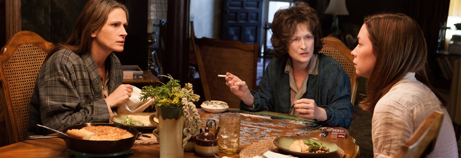 August: Osage County - Win this dark comedy