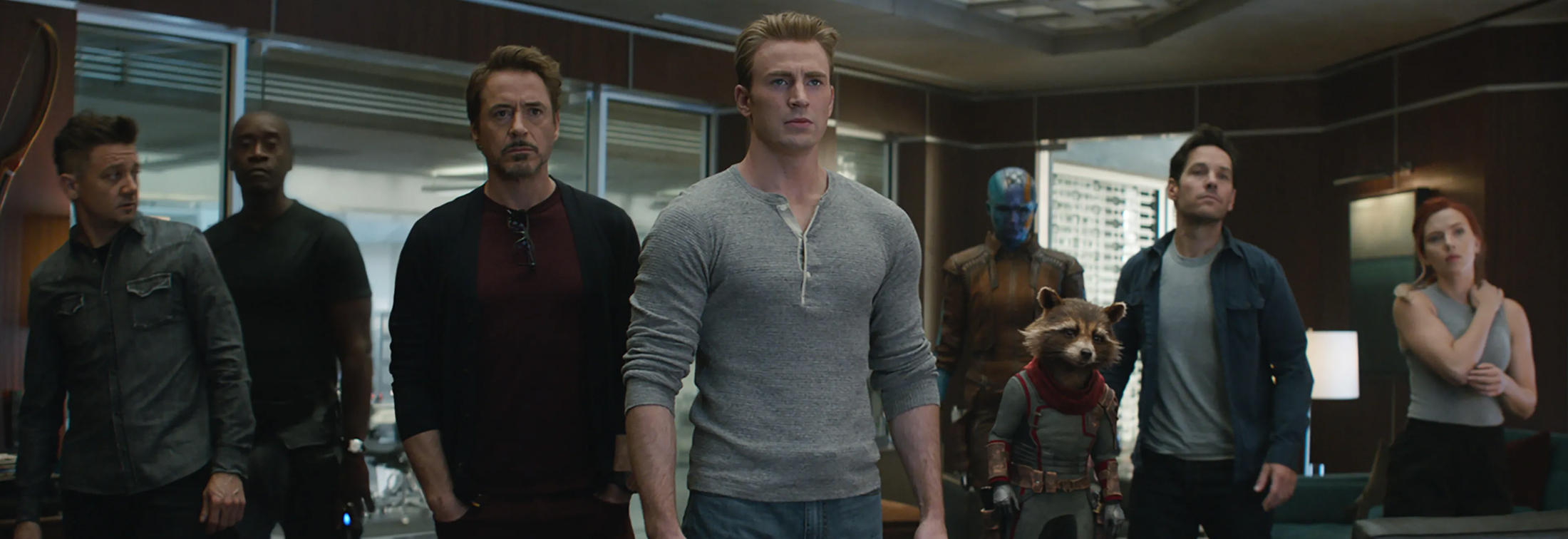 Avengers: Endgame - This is the way it all ends - not with a bang, but with a whimper