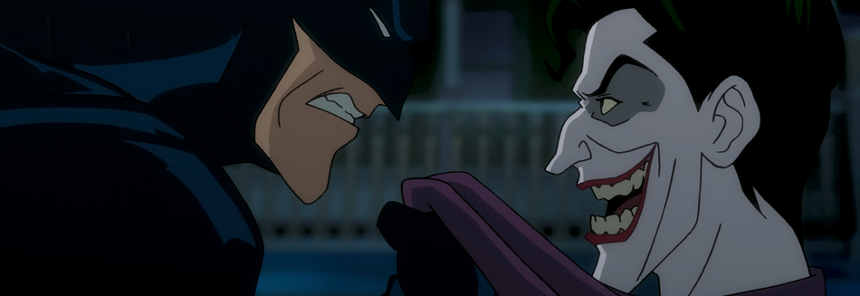 Batman: The Killing Joke - Hardly the killing we hoped for